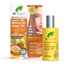 Moroccan Argan Oil - 100% Pure Oil