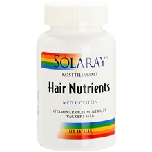 Solaray Hair Nutrients