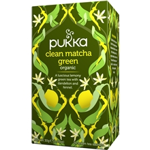 Te Clean Matcha Green