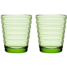 aino-aalto-drikkeglas-22-cl-2-pak-1-set-apple-green