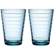 aino-aalto-drikkeglas-33-cl-2-pak-1-set-lysebla