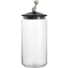 mio-jar-opbevaringsglas-til-kattemad-150-cl-sort