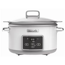 crock-pot-slowcooker-duraceramic-5-liter-hvid