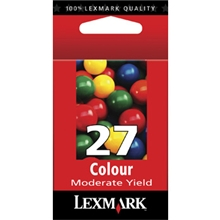 Lexmark Ink No 27 Color 010NX227E