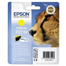 Epson Ink T0714 Yellow C13T07144010