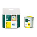 HP Ink No 12 Yellow C4806A