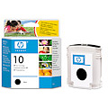 HP Ink No 10 Black C4844AE