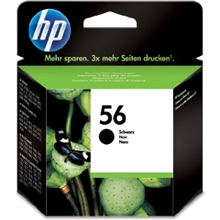 HP Ink No 56 Black C6656AE_ABB