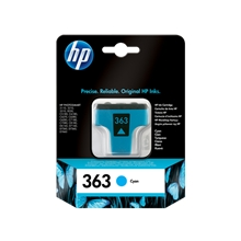 HP Ink No 363 Cyan C8771EE_ABB