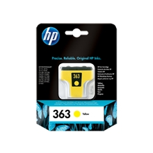 HP Ink No 363 Yellow C8773EE_ABB