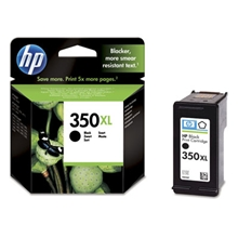 HP Ink No 350 XL Black CB336EE