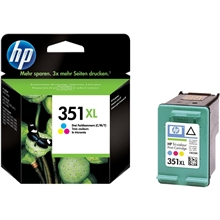 HP Ink No 351 XL Tri-Colour CB338EE