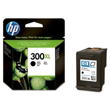 HP Ink No 300 XL Black CC641EE