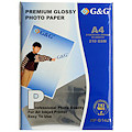 G&G - A4 Premium Glossy Photo Paper (2880 dpi)