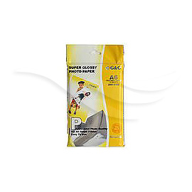 G&G - A6 Super Glossy Photo Paper (2880 dpi)