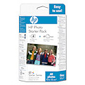 HP Ink No 57 + Photo Paper 10x15 60 Sheet Q7942AE