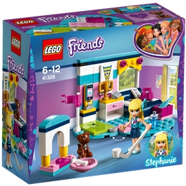 41328 LEGO Friends Stephanies Værelse