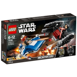 75196 LEGO Star Wars Awing TIE Silencer Microfight