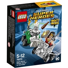 76070 LEGO Super Heroes Wonder Woman Doomsday