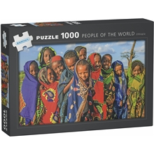 puslespil-1000-brikker-people-of-world-ethiopia