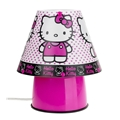 Hello Kitty Bordlampe