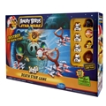 Angry Birds Jenga Death Star Game