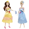 Disney Princess Royal Tea Cinderella & Belle