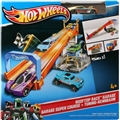 Hot Wheels Rooftop Race Garage