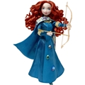 Disneys Prinsesser - Gem Styling Merida X4005