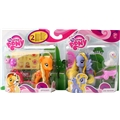 My Little Pony Duo - Applejack & Lily Blossom