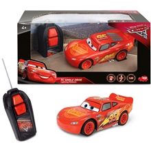 Disney Cars Radiostyret McQueen Single