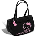 Hello Kitty Glitter Bow Håndtaske