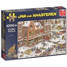 puslespil-1000-brikker-street-life
