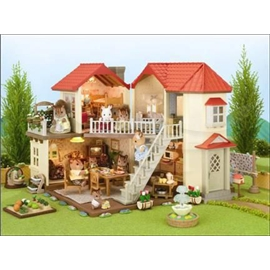 Sylvanian family hus