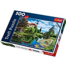 puslespil-500-brikker-chiemsee-lake