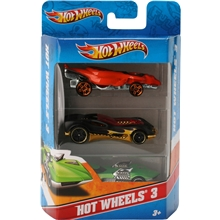 Hot Wheels Gavepakke