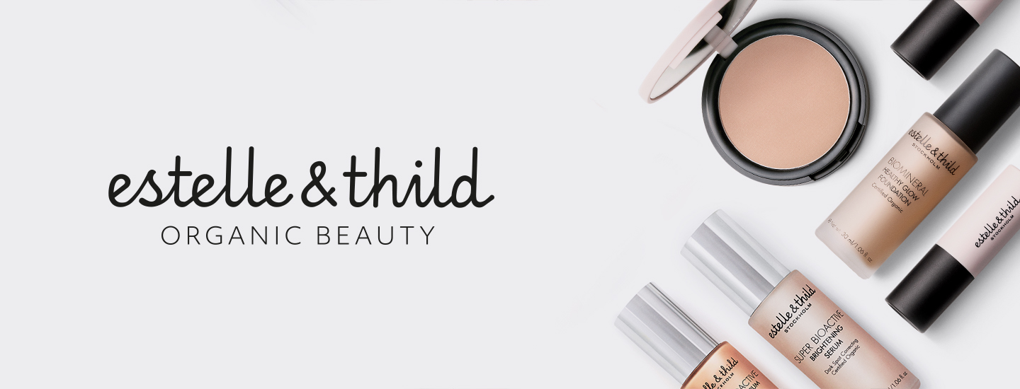 Estelle & Thild make-up - 20% rabat