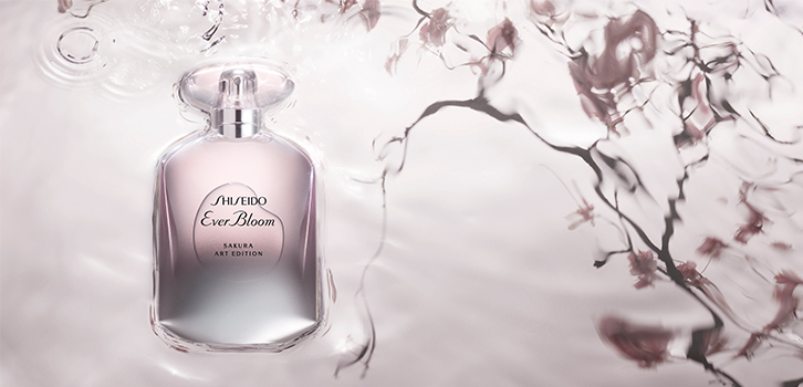 Shiseido Ever Bloom - gave med i købet