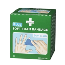 Cederroth Soft Foam Bandage 6cm x 2m  2-pack