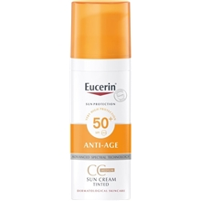 Eucerin Anti Age Sun Cream Tinted SPF50+