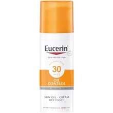 Eucerin Oil Control Sun Gel-Cream Dry Touch SPF 30