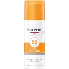 Eucerin Oil Control Sun Gel Cream Dry Touch SPF50+
