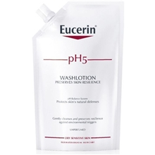 Eucerin pH5 Washlotion oparfymerad refill