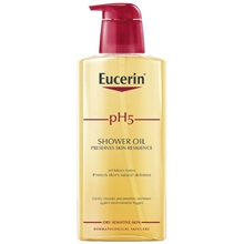 Eucerin pH5 Shower Oil parfymerad