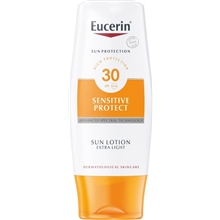 Eucerin Sensitive Sun Lotion Extra Light SPF30
