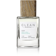 50 ml - Clean Reserve Warm Cotton Reserve Blend