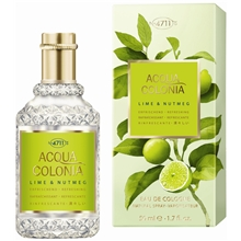 50 ml - Acqua Colonia Lime & Nutmeg