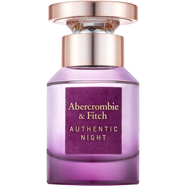 Authentic Night Women - Eau de toilette (Billede 1 af 2)