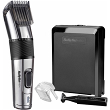 BaByliss E977E Hair Clipper Carbon Steel
