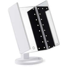 Browgame Original Tri Folded Lighted Mirror